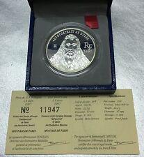 """10 FRANCS / 1 EURO 1/2 1997 AUTOPORTRAIT """" ALBRECHT DURER """" FRANCE B.E - ARGENT."""
