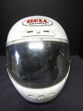 Vintage Bell Pro-Star Snell 90 Liftable Full Face Vented Helmet - Rare - 7-5/8