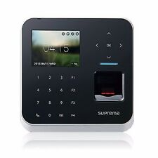 Suprema BioStation 2 BS2-OHPW Fingerprint Access Control Reader 125kHz HID Prox