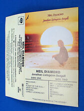 NEIL DIAMOND - Jonathan Livingston Seagull - ORIGINAL 1973 VG++ CASSETTE CANADA