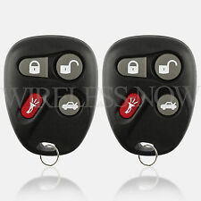 2 Car Key Fob Keyless Remote For 2001 2002 2003 2004 2005 Chevrolet Malibu