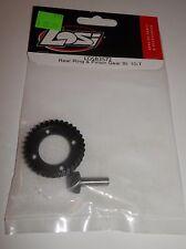 Losi Rear Ring & Pinion Gear Set: 10-T #LOSB3572 NIP