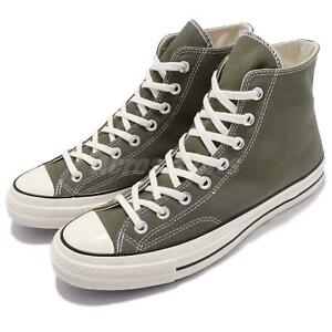 Converse First String Chuck Taylor All Star 1970s Olive Green Men Women 162052C