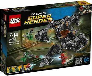 BRAND NEW & SEALED LEGO 76086 DC COMICS SUPER HEROES KNIGHTCRAWLER TUNNEL ATTACK