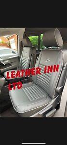 Vw Transporter T5 T6 Seat Covers Kombi 5 Seaters 1+1 & 1+2 Rare