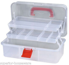 Superior Sewing Box (Clear) -346