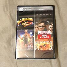 BIG TROUBLE IN LITTLE CHINA & FLIGHT OF THE PHOENIX DVD 2008 (2-Disc Set) WS/FS