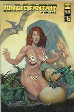Jungle Fantasy 2019 Annual Painted Cover Edition !!!  Boundless !!    NM