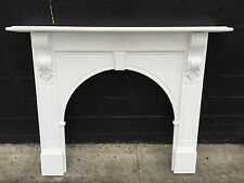 Solid Timber Fire Surround, Fireplace, Fire Place Mantel. Australian Made/owned.