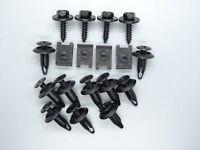 18 Teile Radkasten Reparatur Kit Clips Radhausschale für Ford Mondeo