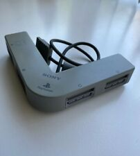 SONY PLAYSTATION ONE PS1 MULTITAP ( MULTI TAP ) 4 WAY ADAPTER SCPH-1070