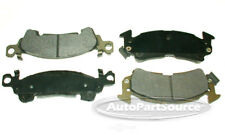 Disc Brake Pad Set-Severe Duty Metallic Pads Front Tru Star PPC52