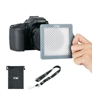 Professional White Balance Filter for Camera Lens Up to 82mm with Pouch &Lanyard
