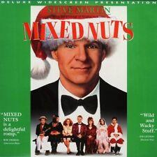 MIXED NUTS WS CC N&S NTSC LASERDISC STEVE MARTIN