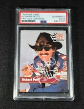 Rare RICHARD PETTY Signed PRO SET Racing Trading Card-All Time Great-PSA