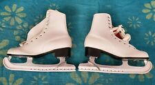Lake Placid Flyer Ice Skate Oufit Womens Figure skate Blades