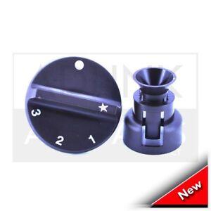 Baxi Bermuda LFE 3 & LFE 4 Super Superknob gas tap control Montage 090159