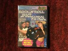 Rock N Roll Space Patrol Action is Go & Hick Trek 2 : New Troma Double Movie DvD