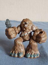Star wars galactic heroes figure - Chewbacca - Death Star Escape 87509 Hasbro