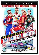 Talladega Nights on DVD