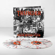 Thunder Please Remain Seated Ltd Coloured Vinyl 2lp in Stock