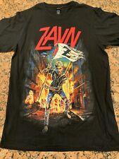Zayn Malik Shirt M Medium Vintage Alternative R&B Electro Pop Rock Tee