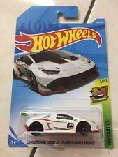 Hot wheels Hotwheels HW Lamborghini Huracan LP 620-2 Super Trofeo NEW