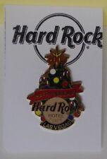 Hard Rock Cafe Pin staff-christmas tree Las Vegas Hotel & Casino 2009 LE