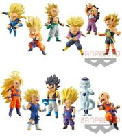 Dragon Ball Legends Collab World Collectable Figure WCF vol.1&2 All 12 type set