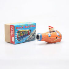 -Rare– Kanto toy Wind up Mechanical Moon Capsule   -Original Box-  (see MOVIE)