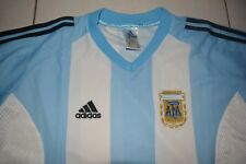 Maillot football ARGENTINE Vintage TRES BON ETAT Taille L !!