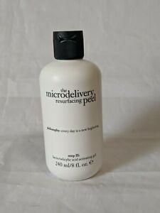 Philosophy The Microdelivery Resurfacing Peel Step 2 Jumbo 8oz  Unsealed