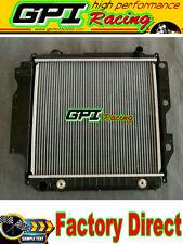 GPI  Radiator FOR JEEP Wrangler TJ 1986-2007 LH SideBand Auto/ Manual