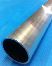 Tube rond aluminium diam 25 épaisseur 2mm longueur 2 M
