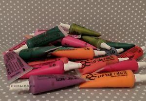 OCC Obsessive Compulsive Cosmetics - Lip Tar. 0.33 oz each, you choose shade.