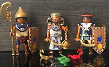 playmobil romans Viking Skeleton Knight 2017 lot custom toys Pyramid Egyptians 3