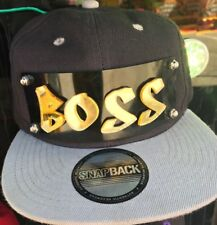 Create Your Own Custom Snap Back Hat With Any Word Or Name, All Letters Included