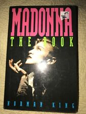 Madonna The Book By Norman King (Hardcover)
