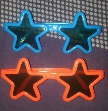Star glasses  for  party bags filler