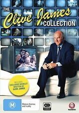 The Clive James Collection NEW R4 DVD