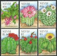 Nevis Stamp - Flowering cacti Stamp - NH