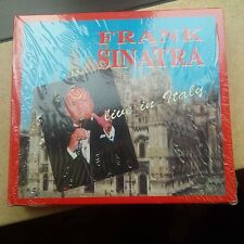 SET of 3 CDs FRANK SINATRA LIVE IN ITALY with LIZA MINNELLI and SAMMY DAVIS JR.