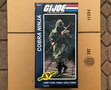 Sideshow Collectibles Gi Joe Cobra Ninja Viper 1/6 Scale Figure SDCC Exclusive