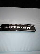 Genuine NEW McLaren 570S 570GT Front Carbon Fiber Emblem Badge