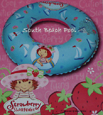 Strawberry Shortcake Inflatable Swimming Ring