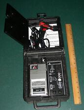 Amprobe LAS-800 Spike Sag Surge Recorder electrical usage test chart print meter