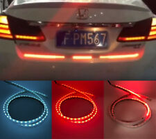 LED RGB Cola Indicador Luz de Marcha Atrás Strip Retrofit Luz Trasera Universal