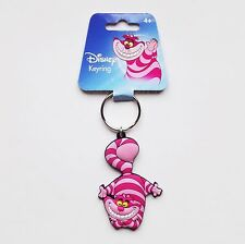 Disney -Alice in Wonderland- Cheshire Cat Soft Touch PVC Keyring/Keychain 25206