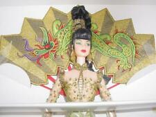 BOB MACKIE-FANTASY GODDESS OF ASIA- BARBIE 1998= NEVER REMOVED FROM BOX