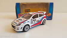 B Burago - Ford Focus Rally Martini 1999 N° 7 (1/43)